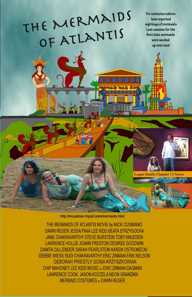 Mermaids Movie Trailer Mermaids of Atlantis Trailer